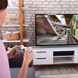 TV et jeux